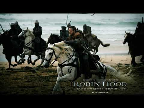 Robin Hood (2010) OST - Merry Men + Fate Has Smiled Upon Us