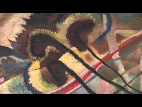 Video | Kandinsky and the Harmony of Silence: Painting with White Border