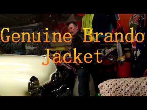 My Brando Jacket