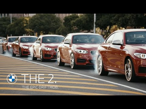 Youtube - Is it possible to make a drift-choreography in a rotary traffic? We took some hollywood stunt driver and added the same amount of BMW M235i cars. The result: About 90 seconds of driving pleasure...