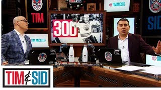 Sid Predicts Where Connor McDavid Will Finish Career in All-Time Points Scored | Tim and Sid by Sportsnet Canada