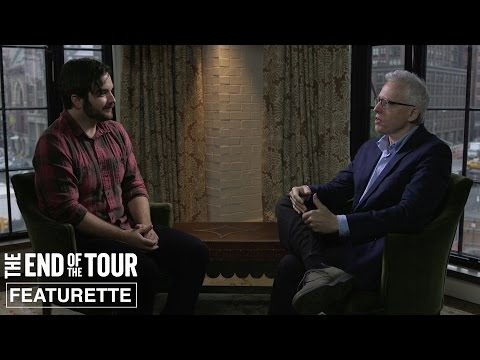 The End of the Tour (Featurette 'The Origins')