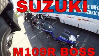 5. 2017 Suzuki Boulevard M109R BOSS First Ride Review