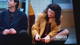 Seinfeld ~ chocolate/cinnamon babka!!