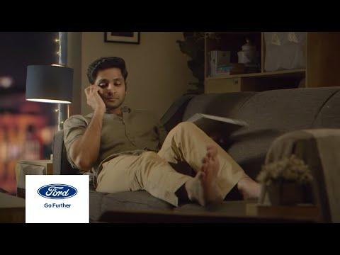 Ford EcoSport-Open Doors