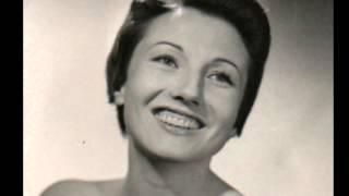 """Catherine MAISSE interprète """"Les Roses de Saadi"""" (M. Desbordes-Valmore - CH. Manen, arrgts A. Grassi). Les chansons de..."""