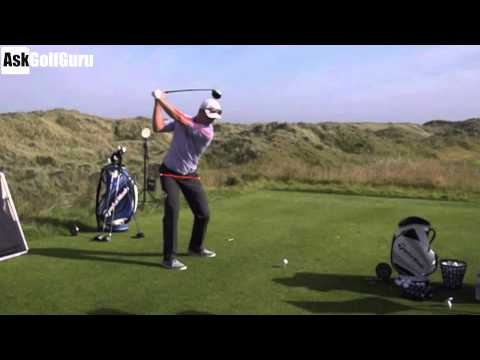 Justin Rose Golf Swing