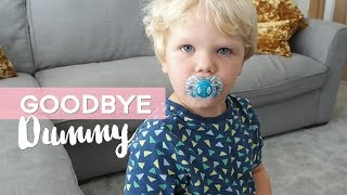 Getting rid of Dummy Aged 2  |  It Worked!