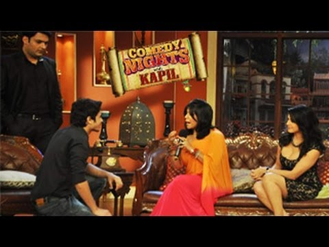 Ekta Kapoor's MARRIAGE PROPOSAL on Comedy Nights with Kapil 16th March 2014 EPISODE