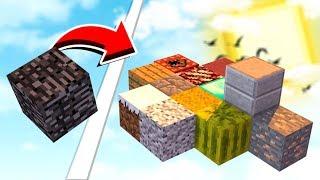 Minecraft Skyblock But You Get a Randomized Item Every 5 Seconds - Random Item Skyblock #2