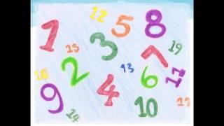 歌謠篇 賽夏語 02Somepe: 數字歌