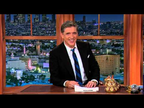 Late Late Show with Craig Ferguson: Jerry, Miriam, and Regis [1-23-14]