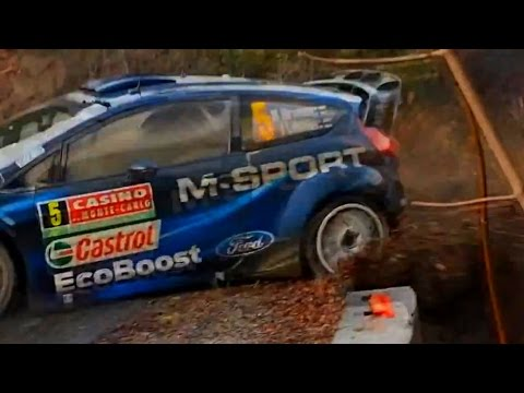 incredibile compilation di salti e derapate nei rally!