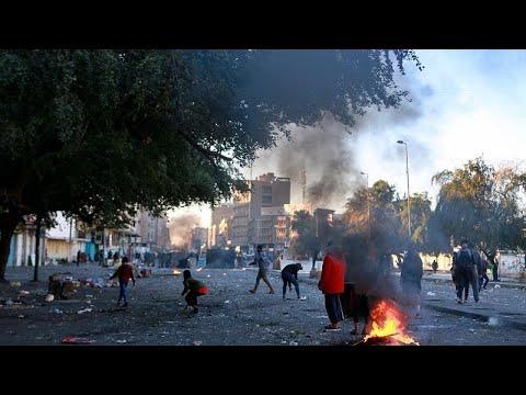 Ιράκ: Αναζωπύρωση της βίας με νεκρούς διαδηλωτές
