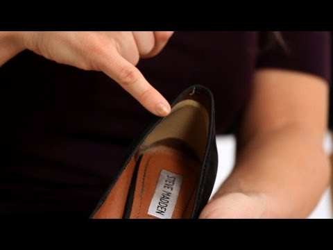 How to Make Heels Smaller Using Insoles | High Heel Walking
