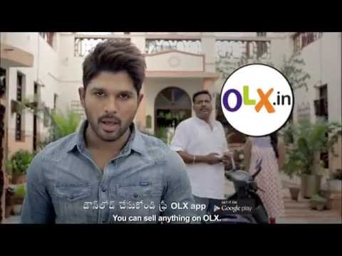 Ad - Allu Arjun is enjoying a romantic moment with his girlfriend when her brother suddenly appears on the scene. Watch how a tactful Allu Arjun thinks on his feet, turns the table on the brother...
