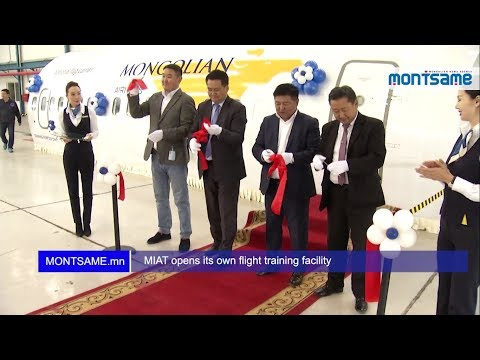 MIAT opens its own flight training facility