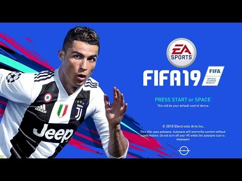 FIFA 19 Versi MURAH Dong ? Gameplay FIFA 19 PC