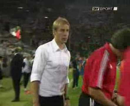 ITALIA-GERMANIA 4 LUGLIO 2006 SEMIFINALE MONDIALE 2006