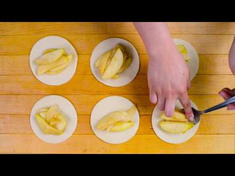 Almond Apple Hand Pies Recipe