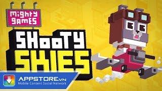 [Game] Shooty Skies - Chiến hạm ngộ nghĩnh - AppStoreVn, tin công nghệ, công nghệ mới