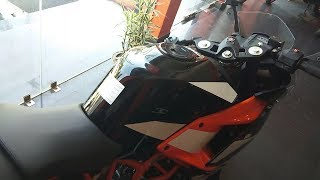 3. 2018 KTM RC390 || Price & Spec & Review || walkaround 2K18