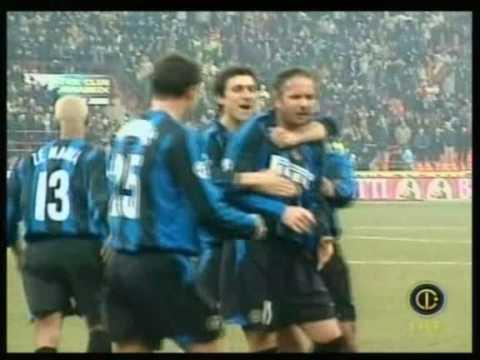 2004-2005 Inter vs Roma 2-0 Mihajlovic