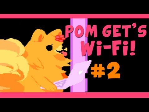 HOLY PERIOD MICROWAVE! – Pom Gets Wifi – Part 2