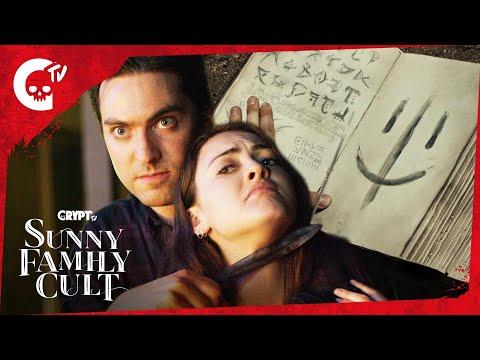 SUNNY FAMILY CULT | SEASON 3 SUPERCUT | Crypt TV Monster Universe | Scary Short Film