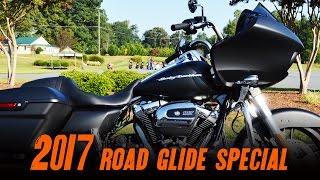 8. 2017 Harley-Davidson® FLTRXS - Road Glide® Special Black Denim