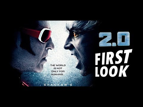 Robot  2.0 trailer Rajnikant and Akshay Kumar 2017. Robot 2 Bollywood movie fan made trailer.