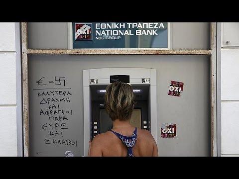 Με εβδομαδιαίο όριο στα 420 ευρώ ανοίγουν οι τράπεζες