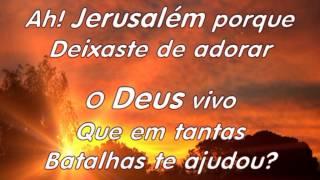 Download Lagu O Lamento de Israel - Sérgio Lopes Mp3