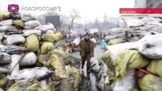 """Лента Новостей на """"Новороссия ТВ"""" 10 ноября 2015 года"""
