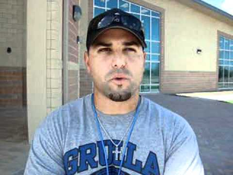 High School Sports Magazine talks to Abel Gonzalez of La Grulla High School