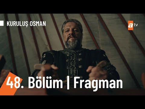 Kuruluş Osman 48. Bölüm Fragmanı