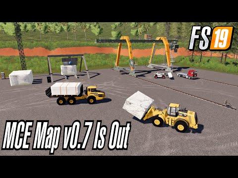 FS19 MCE MACHINERY PACK v0.7