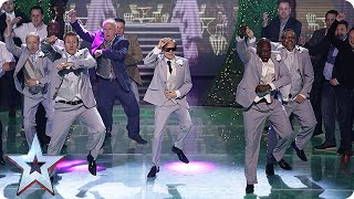 Download Video Can Old Men Grooving seal the deal? | Grand Final | Britain's Got Talent 2015 MP3 3GP MP4