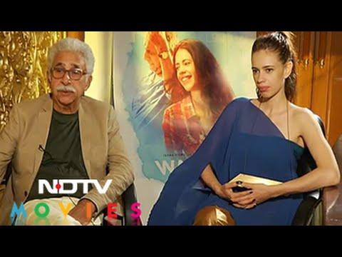 Naseeruddin Shah, Kalki Koechlin say Censorship is 'outdated'