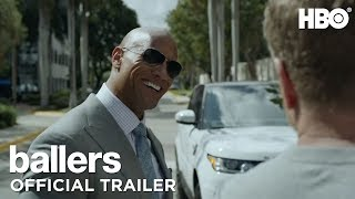 Subscribe to the HBO YouTube channel: http://itsh.bo/1ycZSkW Catch all new episodes of Ballers, a new HBO original series starring Dwayne Johnson, every Su...