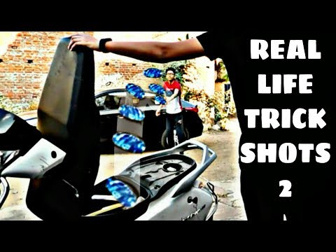 Real Life Trick Shots 2 | Dude Perfect | Indian Edition | V R OSM