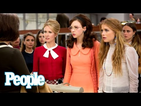 Anna Camp & 'Good Girls Revolt' Cast Open Up About On Set Sexual Harassment | People NOW | People