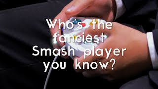 At a black tie formal Smash event hosted by /u/TheBalcony, I asked people who they thought the fanciest Smash players are! Answers from IPK, Venom, Cakes, and more.