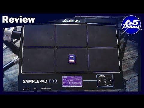 Alesis Sample Pad Pro Review
