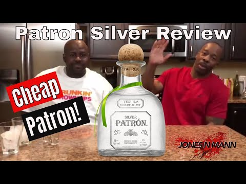 Patron Tequila Review