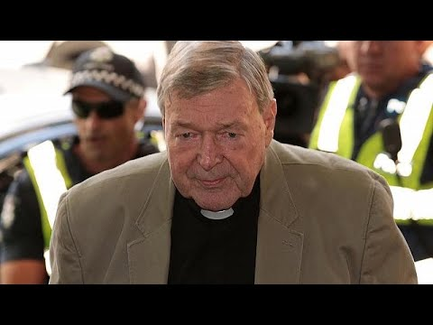 Missbrauchsvorwürfe: Kardinal Pell bei Anhörung vor ...