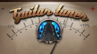 Chromatic Guitar Tuner YouTube video