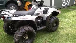 3. 2006 Kawasaki brute force 750i