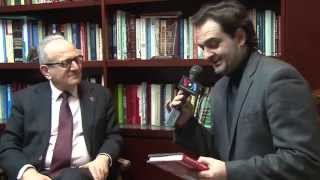 Book presentation and interview with author George Jerjian at AGBU