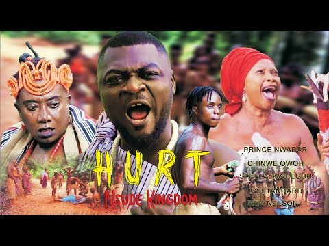 HURT EPISODE 1 - NEW EPIC NOLLYWOOD MOVIE